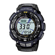Casio® Pathfinder Tough Solar Triple Sensor Mens Watch PAG240B-2CR