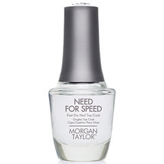 Morgan Taylor™ Need for Speed Top Coat - .5 oz.