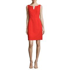 Worthington Sleeveless Sheath Dress