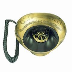 Paramount 1964 Aladdin Phone with Genie Bottle Appearance