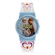 Disney Frozen Kids Musical Strap Watch