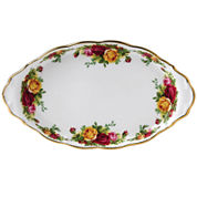 Royal Albert® Old Country Roses Regal Serving Tray