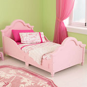 KidKraft® Raleigh Toddler Bed - Pink