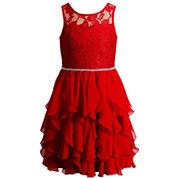 Emily West Sleeveless Party Dress - Big Kid