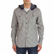 Union Bay Woodrow Fannel Button-Front Shirt