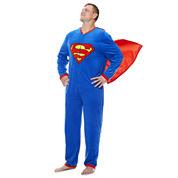 Superman One Piece Pajama