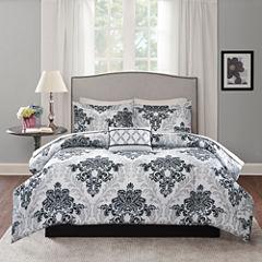 Madison Park Hayley Comforter Set