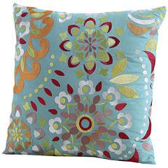 Fiesta Zoe Square Decorative Pillow