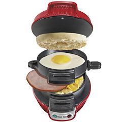 Hamilton Beach® Breakfast Sandwich Maker