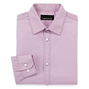 Van Heusen Print Dress Shirt - Boys 8-20