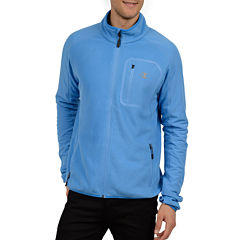 Champion® Textured Pill-Resistant Microfleece Jacket
