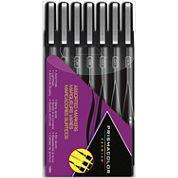 Prismacolor Premier Markers Assorted Tips – Black