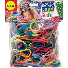 ALEX TOYS® Loop 'n Loom Refill