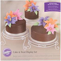 15-pc. Cake and Treat Display Set