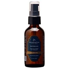 Marrakesh Imoerial Beard Oil Mannish Scent - 2 oz.