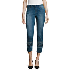 Love Indigo Skinny Jeans