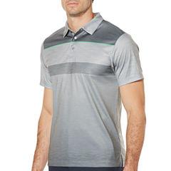 PGA Tour Short Sleeve Ombre Polo Shirt