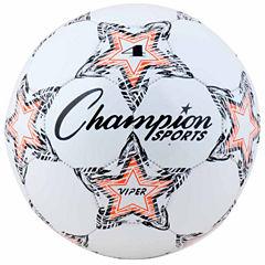 Champion Sports Viper 4 Soccer Ball