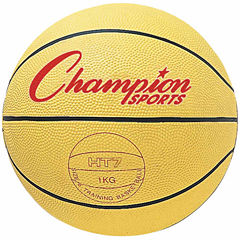 Champion Sports Weighted 4lb Trainer Basketball