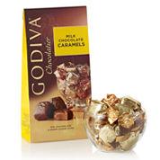 Godiva Milk Chocolate Caramels