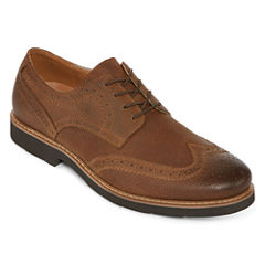 St. John's Bay® Eclipse Mens Wingtip Oxfords