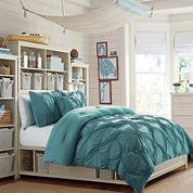 VCNY Monica Pintuck Comforter Set