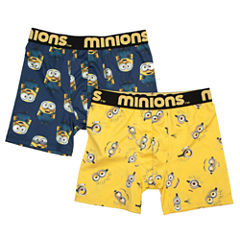 Boys Despicable Me Minions 2-pc. Boxer Briefs Big Kid