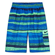 Nike® Ebb N' Flow Swim Trunks - Boys 8-20