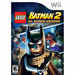 Lego Batman 3 Beyond Ninjago Video Game-Wii