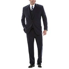 Stafford® Super 100 Royal Navy Suit Separates–Big & Tall