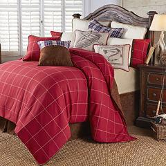 HiEnd Accents South Haven Comforter Set & Accessories