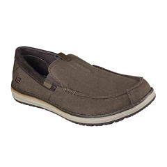 Skechers Valerio Mens Slip-On Shoes