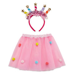 Tutu with Headband - Toddler
