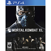 Mortal Kombat Xl Video Game-Playstation 4
