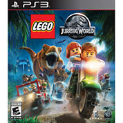 Lego Jurassic World Video Game-Playstation 3