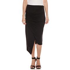 a.n.a Asymmetrical Skirt-Petites