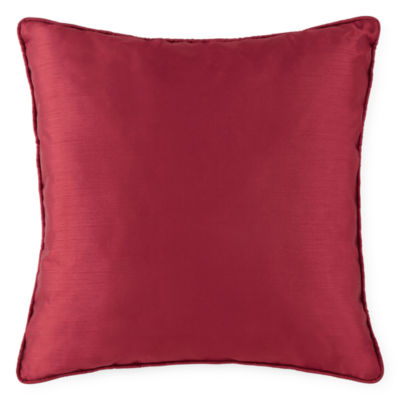 Delightful JCPenney Home™ Faux Silk Decorative Pillow