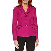 Le Suit Long Sleeve 3-Button Jacket Pant Suit