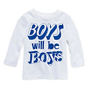 Okie Dokie Boys Graphic T-Shirt-Baby