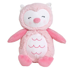 Carter's Stuffed Owl Waggy Musical- Cute And Cuddly