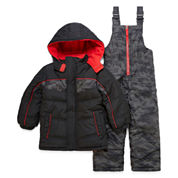 iXtreme Boys Heavyweight Ski Jacket-Toddler