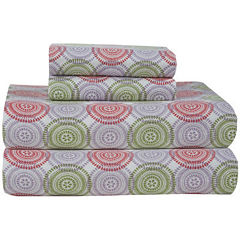 Pointehaven Heavy Weight Flannel Sheet Set