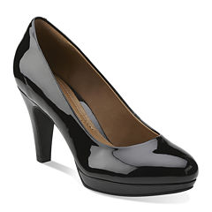 Clarks® Brier Dolly High Heel Pumps