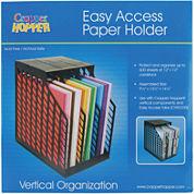 Cropper Hopper Easy Access Paper Holder