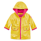 Wippette Hooded Rain Jacket - Preschool Girls 4-6x