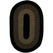 Colonial Mills® Houston Reversible Braided Indoor/Outdoor Oval Rug