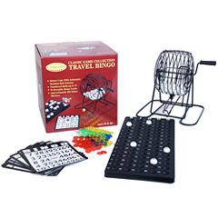 Travel Bingo Set