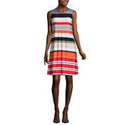 Tiana B Sleeveless Shift Dress