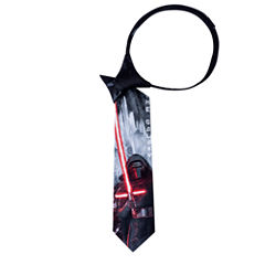 Star Wars Zipper Tie- Boys One Size