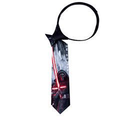 Star Wars Zipper Tie- Boys One Size